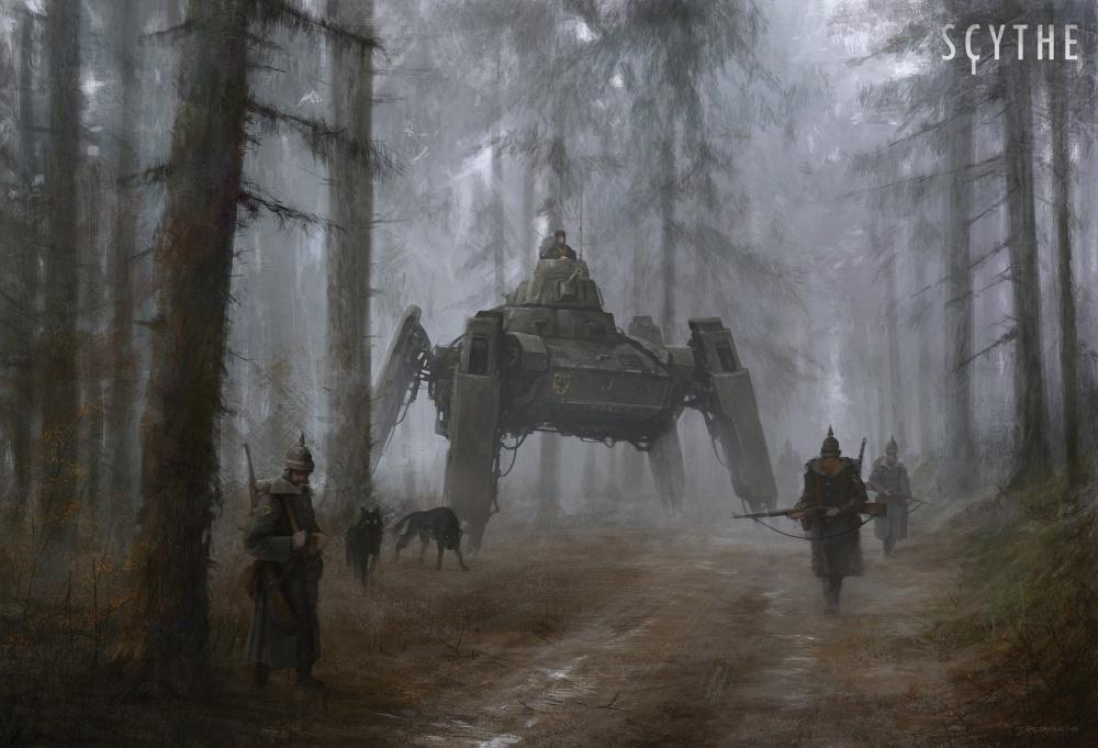 German wolves
