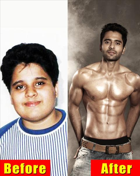 Jackky-Bhagnani-weighed--kgs-before
