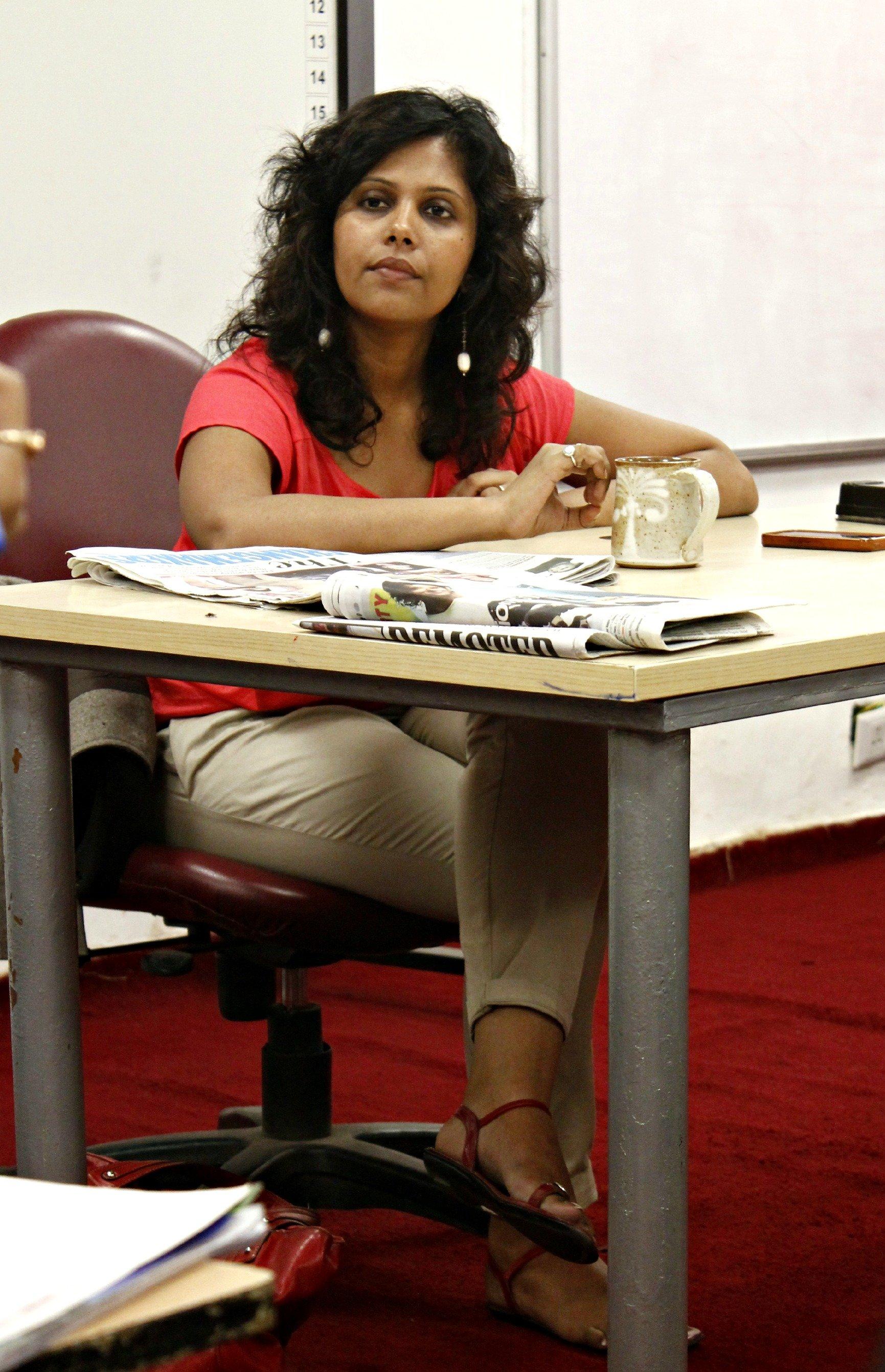 Sunetra Choudhury cute