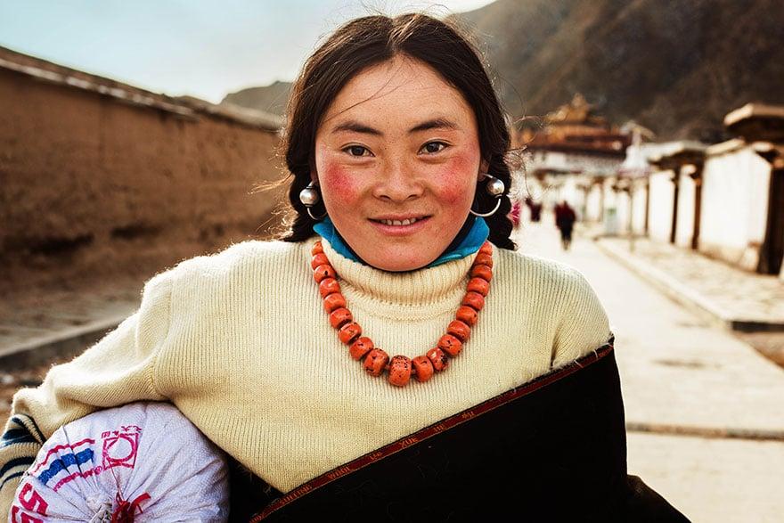 Tibetan Plateau China