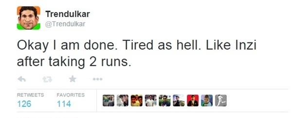 Trendulkar Tweets 15