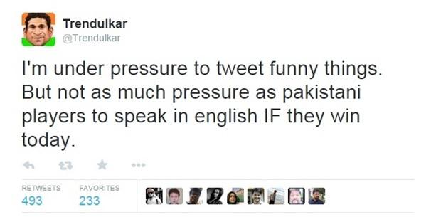 Trendulkar Tweets 4