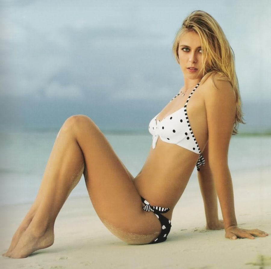 28 Hottest Photos of Maria Sharapova in Bikini | Tennis ...