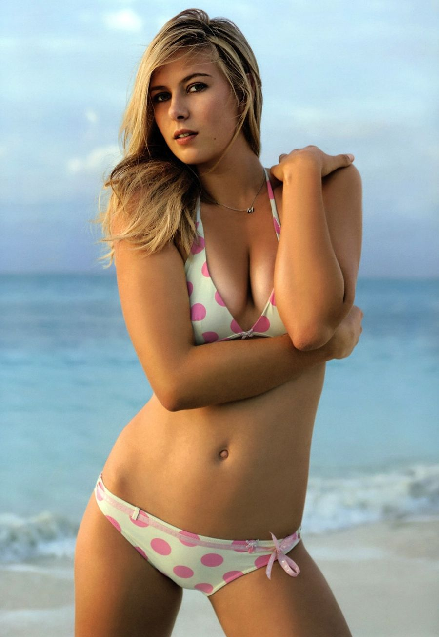 Hot Maria Sharapova nudes (53 photos), Topless
