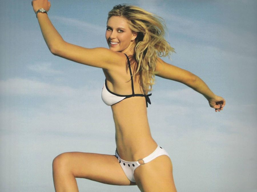 28 Hottest Photos of Maria Sharapova Tennis Goddess (18)