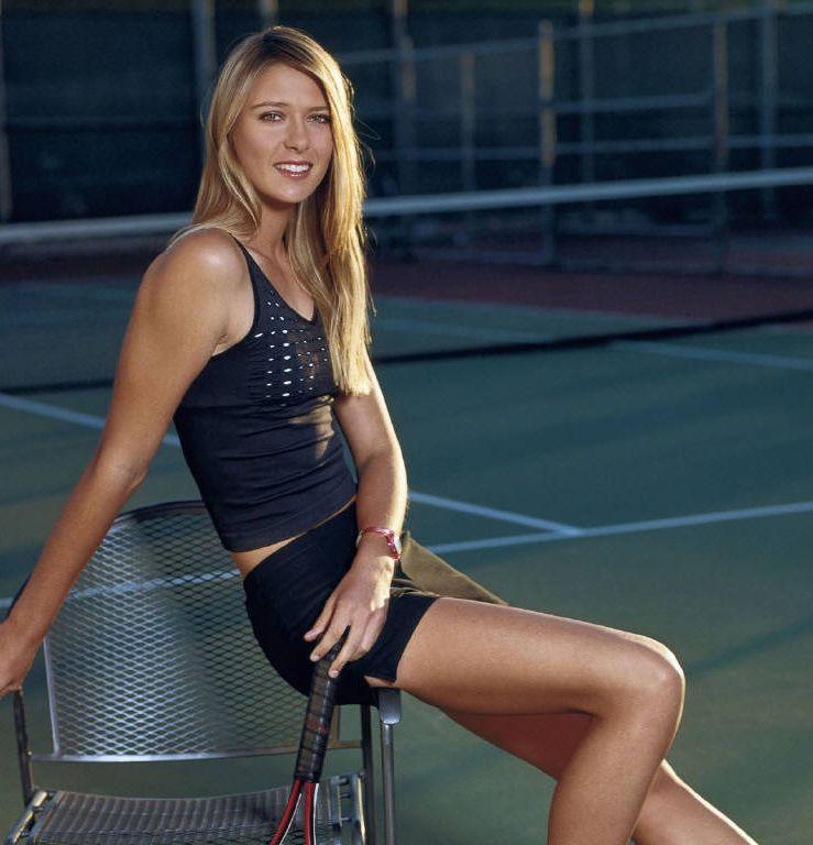 28 hottest photos of maria sharapova in bikini tennis
