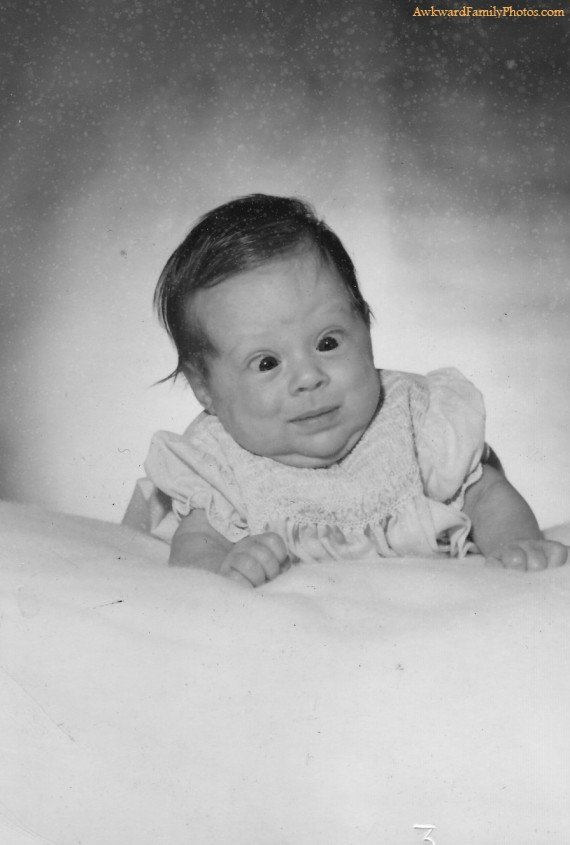 The 31 Most Awkward Baby Photos In The History Of Baby