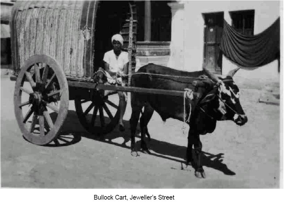 Bullock Cart Jewellerys Street
