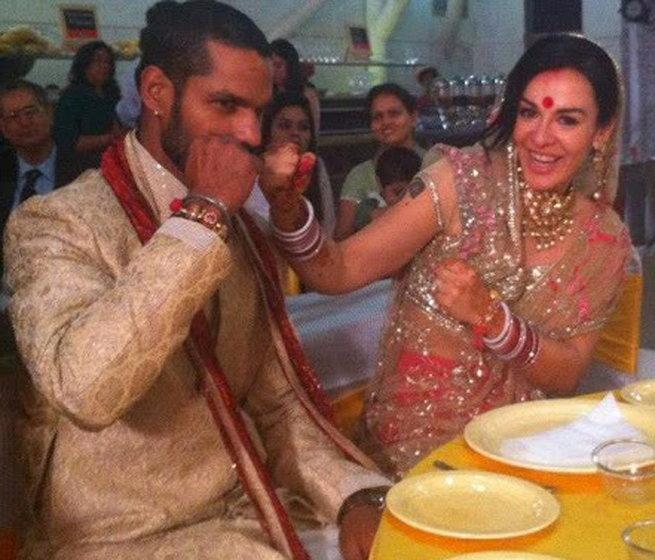 Shikhar Dhawan, Ayesha, Ayesha Mukherjee, Ayesha Mukherjee hot, Ayesha Mukherjee photo, Ayesha Mukherjee images, Ayesha Mukherjee pics, Ayesha Mukherjee sexy, Shikhar Dhawan wife, Shikhar Dhawan love, Shikhar Dhawan marriage, facebook love, Shikhar Dhawan's marriage facts, Shikhar Dhawan family, Shikhar Dhawan marriage photos, Shikhar Dhawan's wedding pictures