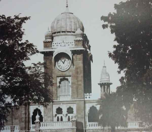GAndhi hall