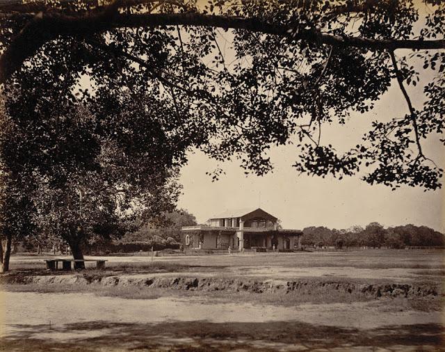 Gymkhana, Bangalore, 1902