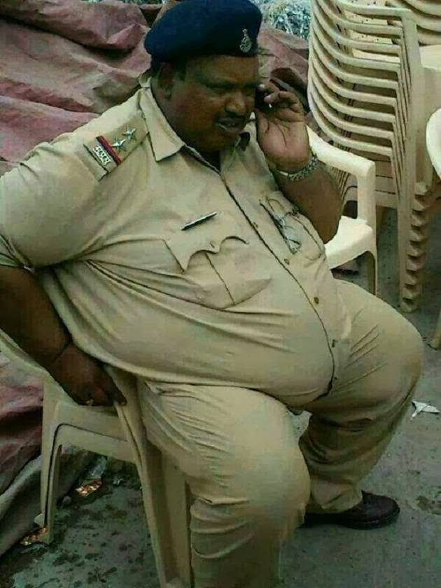 Indian Police Funny 1