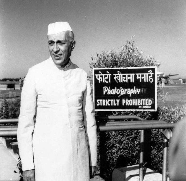 Jawaharlal Nehru 15