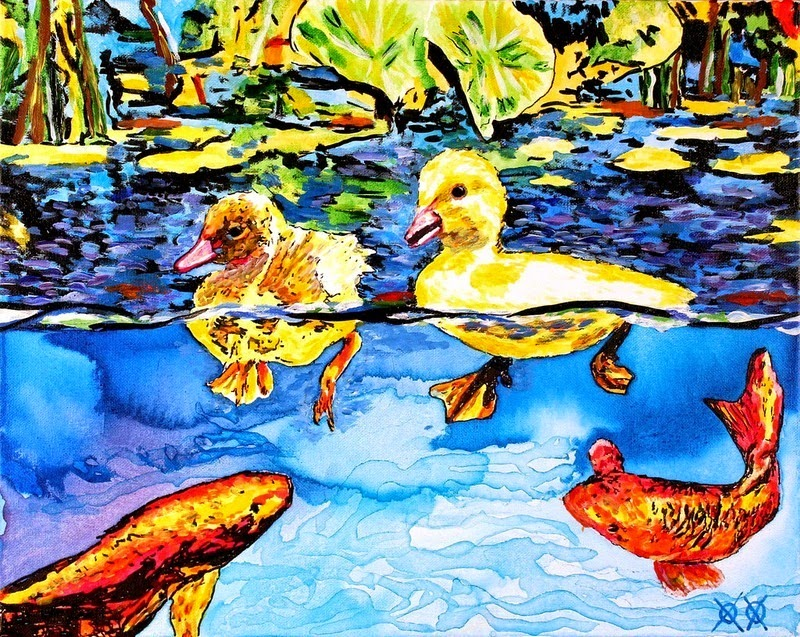 John Bramblitt Painting 11
