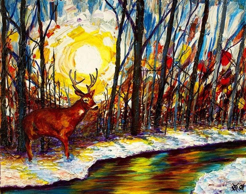 John Bramblitt Painting 3