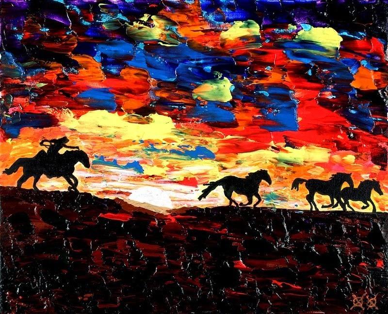 John Bramblitt Painting 4