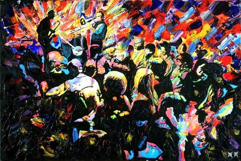 John Bramblitt Painting 6