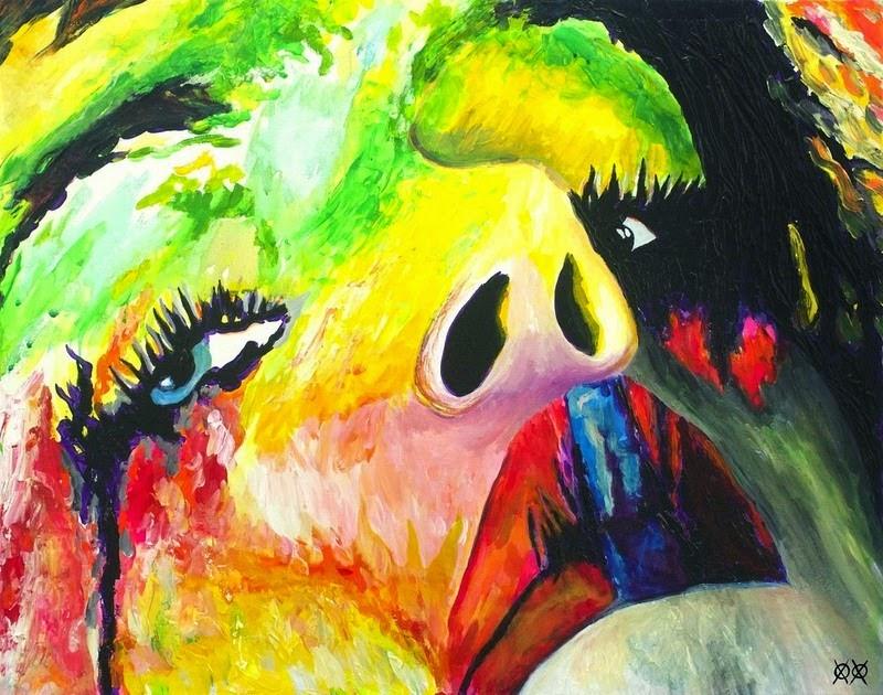 John Bramblitt Painting 8