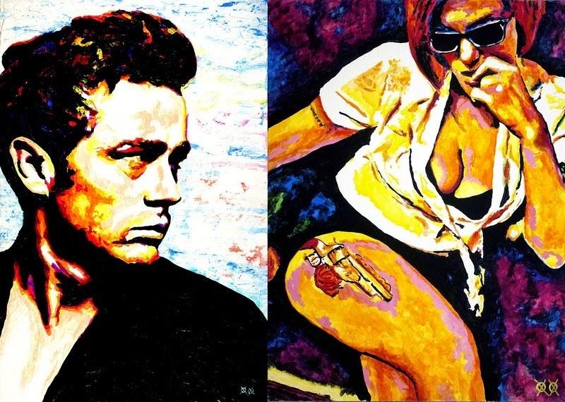 John Bramblitt Painting 9