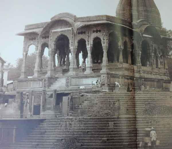 KrishnaPura Chatri