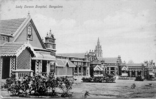 Lady Curzon & Bowring Hospital, Cantonment (1916)