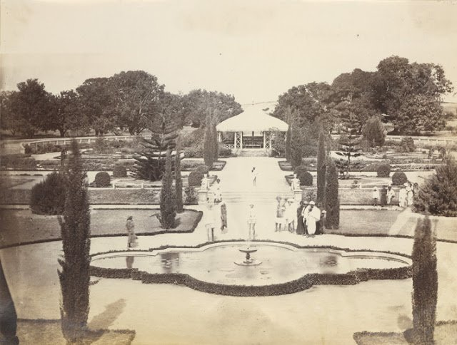 Lal Bagh Gardens 1860