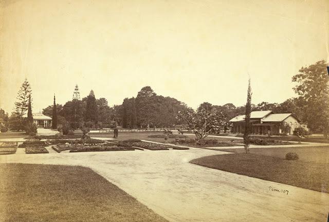 Lal Bagh Gardens 1870