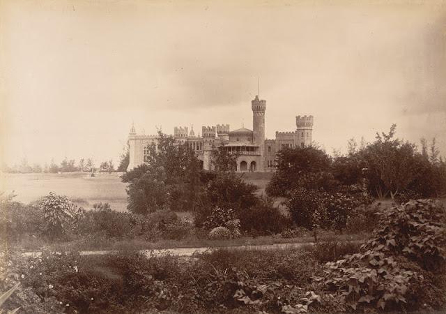 Maharaja's Palace 1894