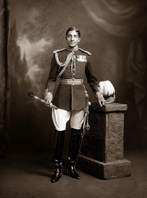 Maharaja of Indore Tukojirao Holkar III - 1913