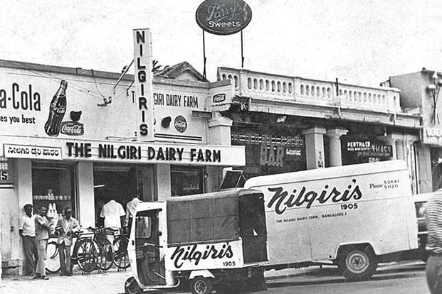 NILGIRIS_ Brigade Road in 1939