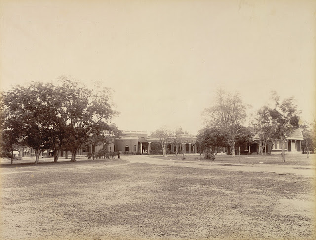 United Services Club, Bangalore 1902