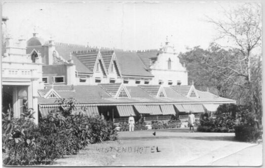 West End Hotel-1917
