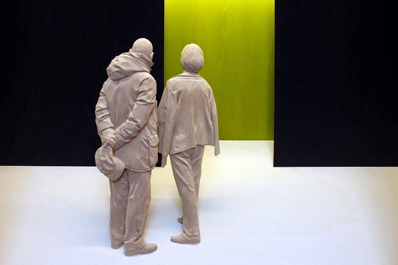 Wood Sculptures by Peter Demetz 13