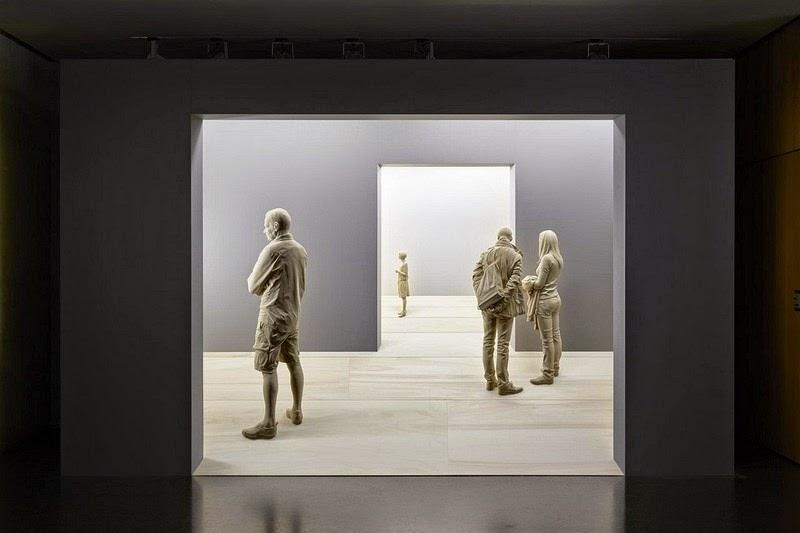 Wood Sculptures by Peter Demetz 15