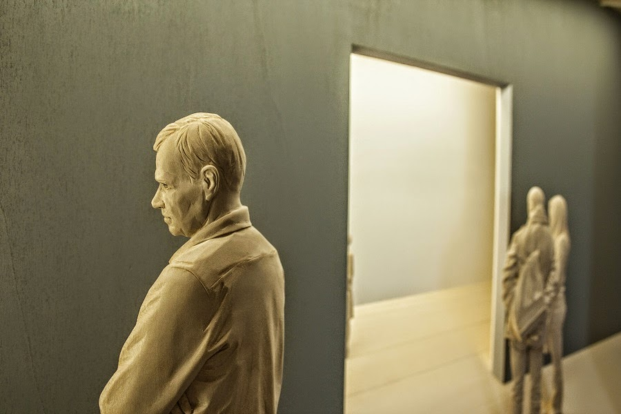 Wood Sculptures by Peter Demetz 21