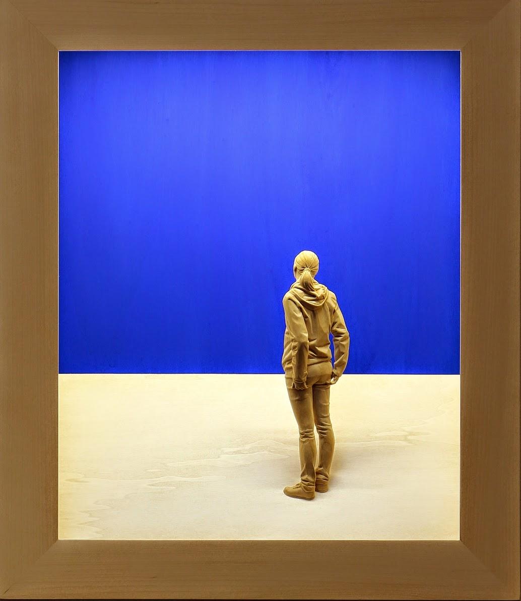 Wood Sculptures by Peter Demetz 22