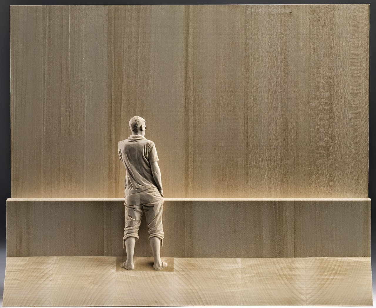Wood Sculptures by Peter Demetz 23