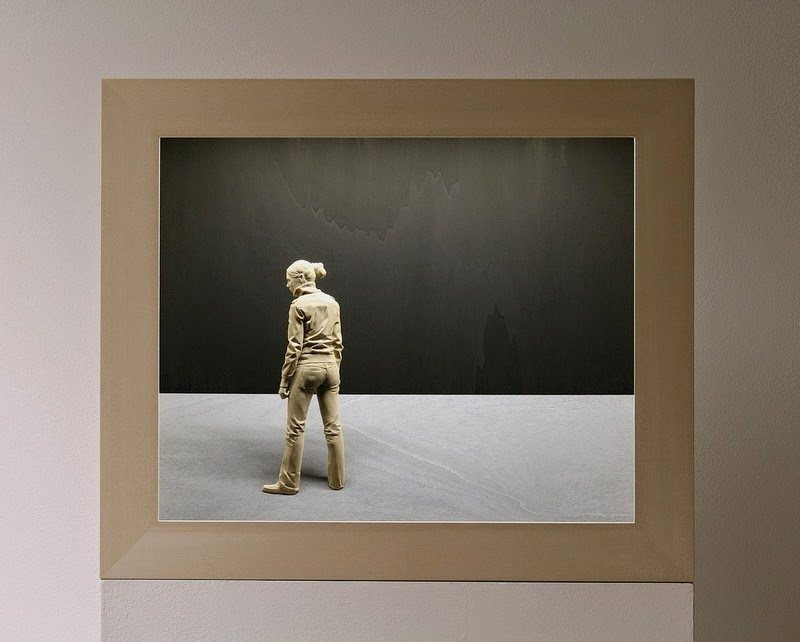 Wood Sculptures by Peter Demetz 3