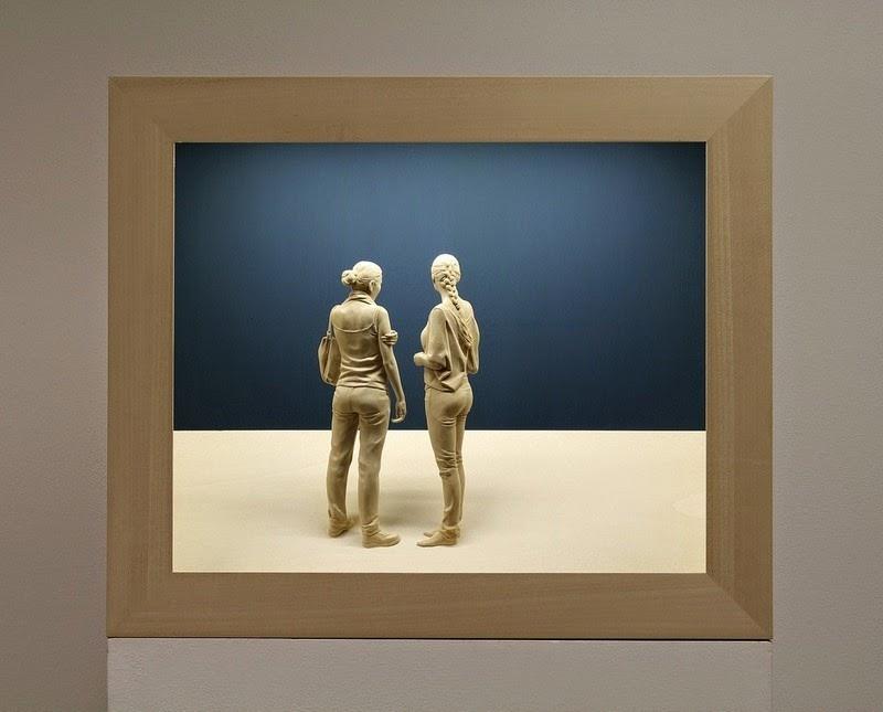Wood Sculptures by Peter Demetz 4