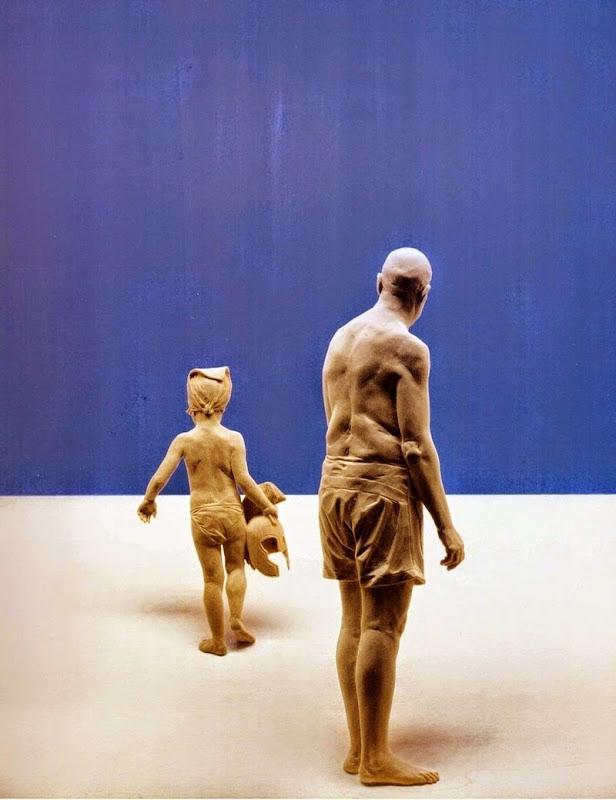 Wood Sculptures by Peter Demetz 8