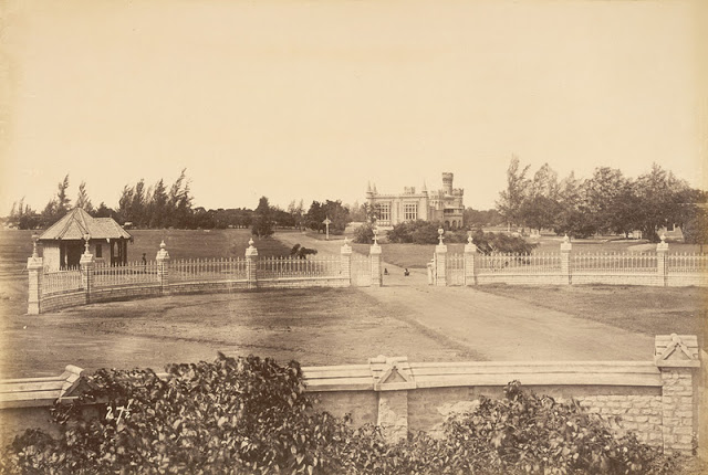 another View of Maharaja's Palace 1894