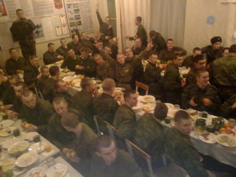 russian soldiers novaia zemlya 5