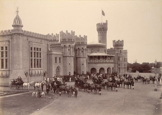 Maharaja' s Palace, Bangalore