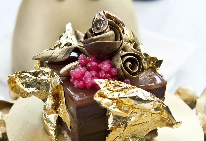 Most Expensive Desserts World World's Most Expensive
