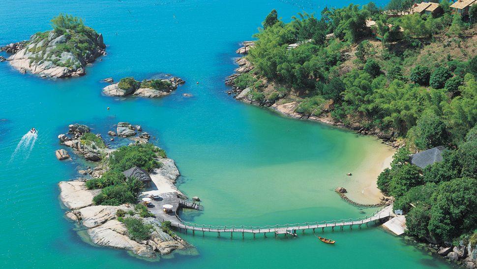 Brazil Accommodation Hotels In Best Beach Hotel South America