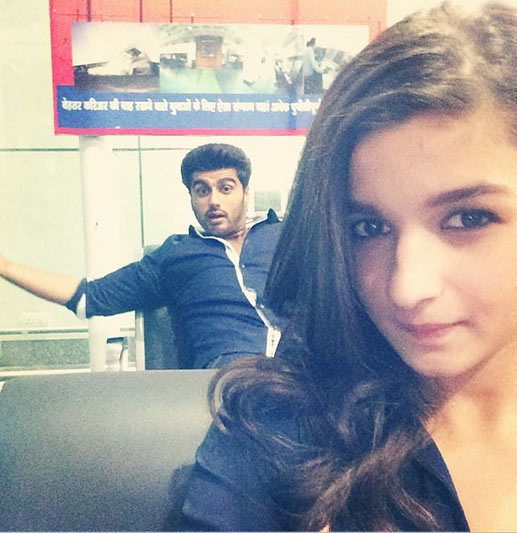 17 Hottest Selfies Of Alia Bhatt Make You Fall In Love ...