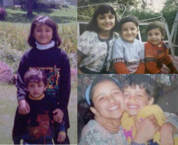 Parineeti Chopra childhood photos, Bollywood Celebs, Childhood Stars, Unseen childhood pictures, Rare Pics Of Bollywood Celebrities