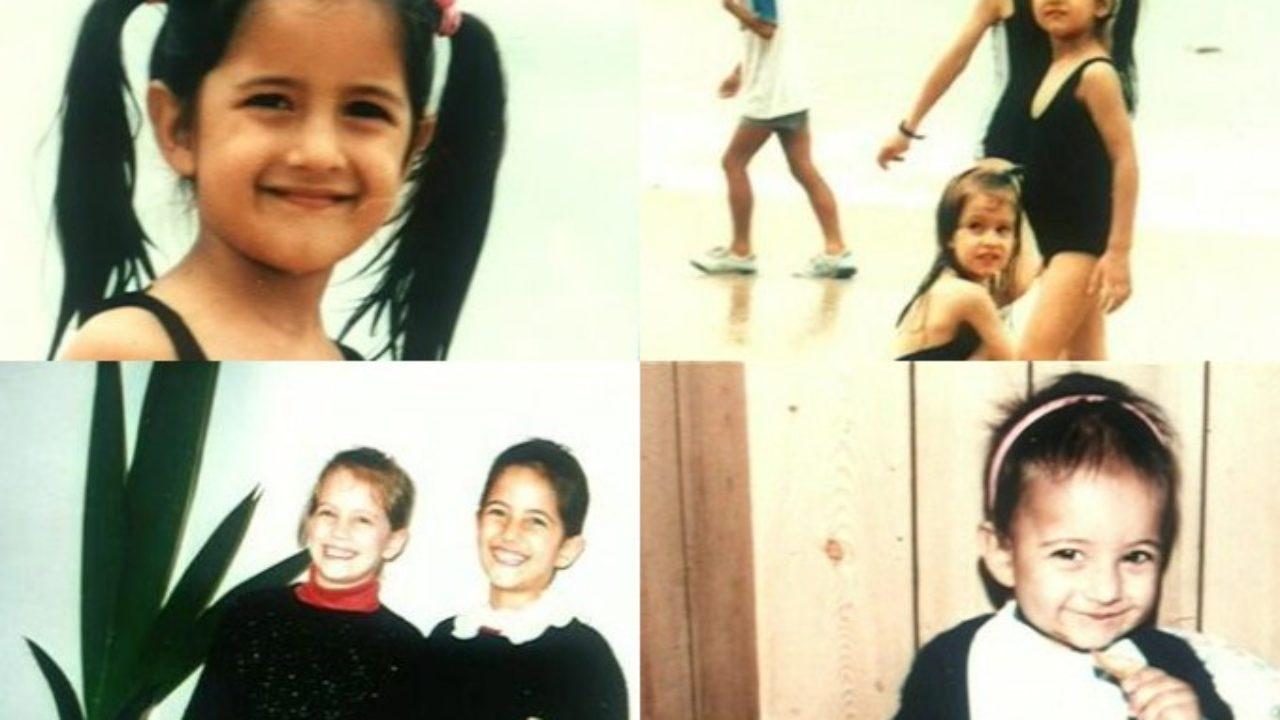 30 Rare Childhood Photos of Bollywood Celebs | Unseen Pictures