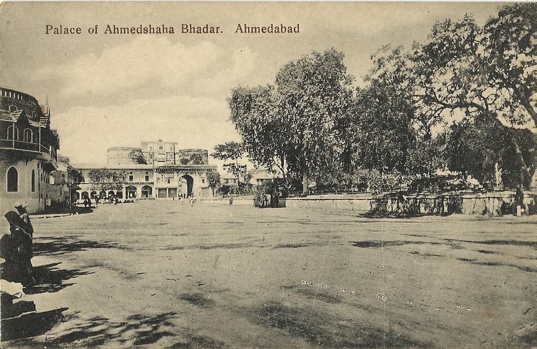 Ahmedshaha Bhadar, Ahmedabad