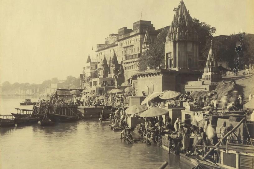 15 very old  u0026 rare photos of varanasi  u0026quot  the athens of india u0026quot